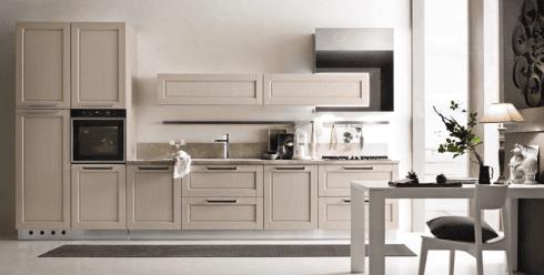 cucina moderna da Mobilificio Trombetti