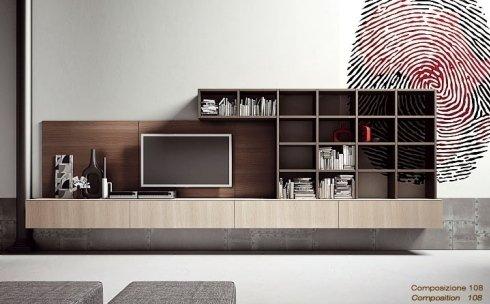 composizione soggiorno