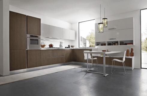 Mobilificio Trombetti propone cucina moderna