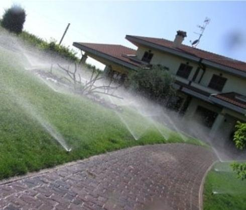 impianto automatico irrigazione giardini