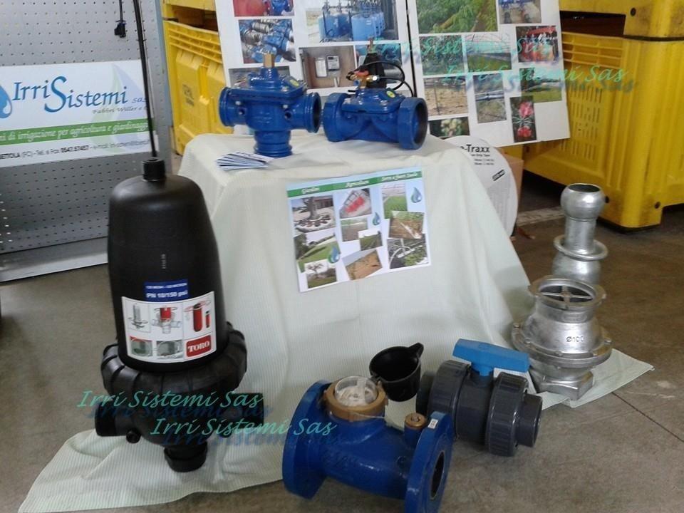 macchinari irrigazione