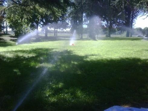 irrigazione parchi e giardini