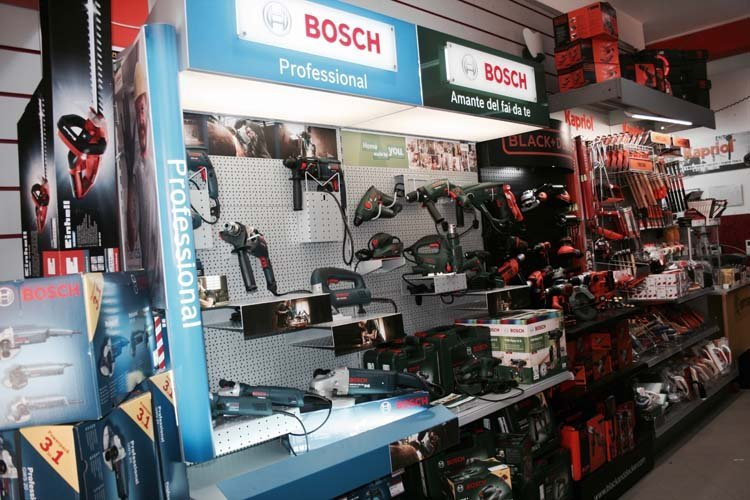 elettroutensili a marchio Bosch