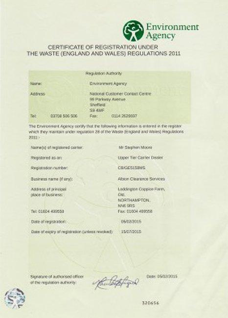 Environment Agency document
