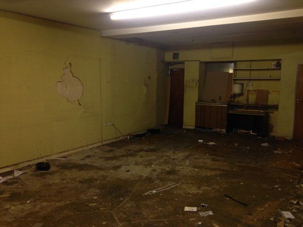 basement clearance