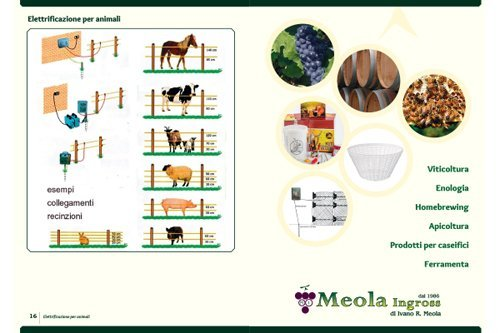 Catalogo Meola Ingross