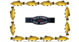 TRATTORIA BUE ROSSO - logo