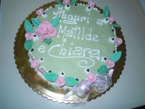 torta con nomi