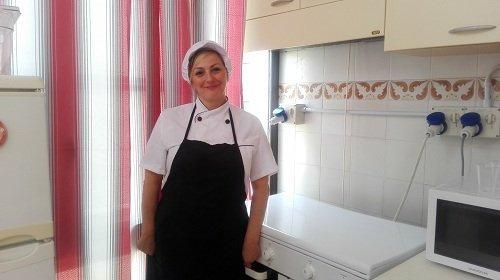 una cuoca