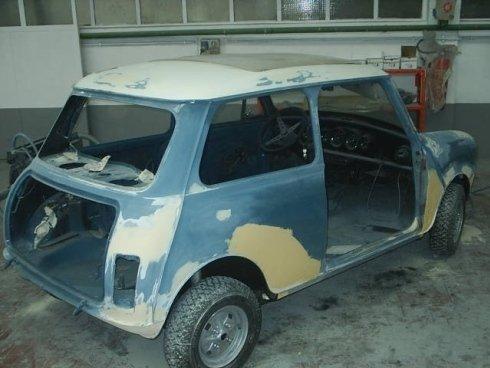 restauro auto vecchie