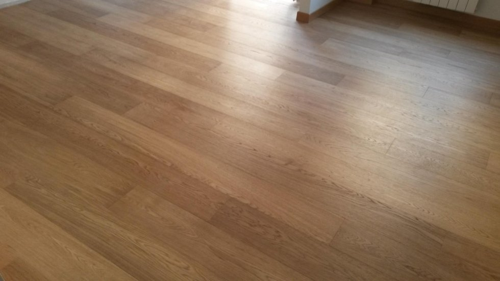 pavimento parquet in legno