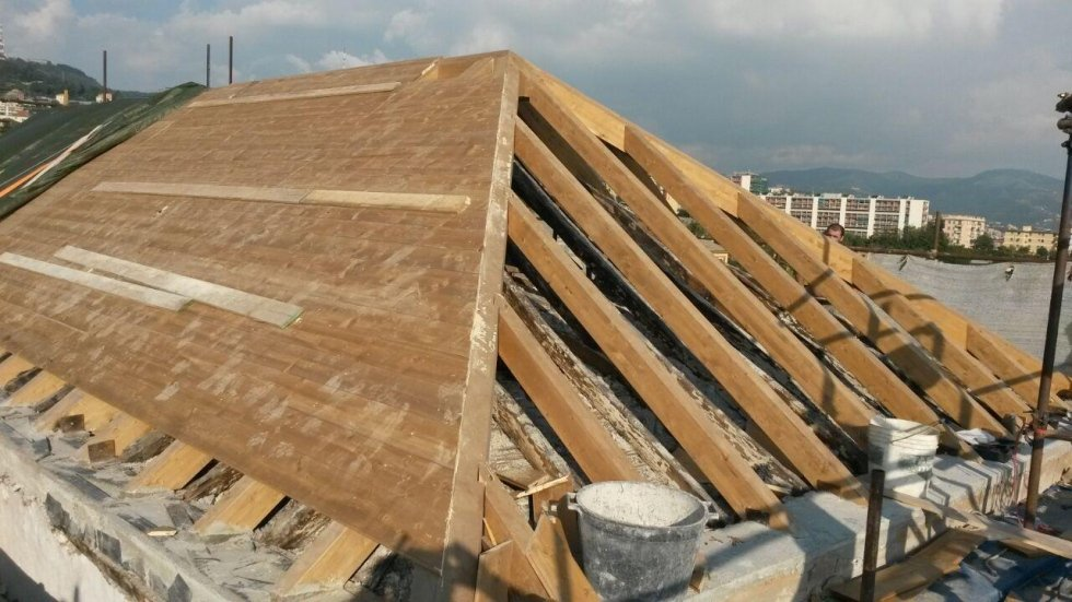 tetti nuovi