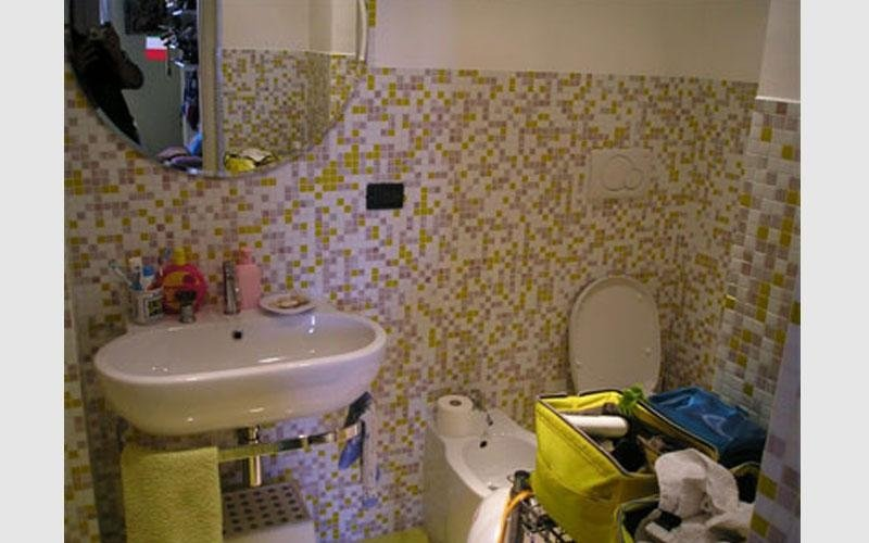 posa mosaico bagno