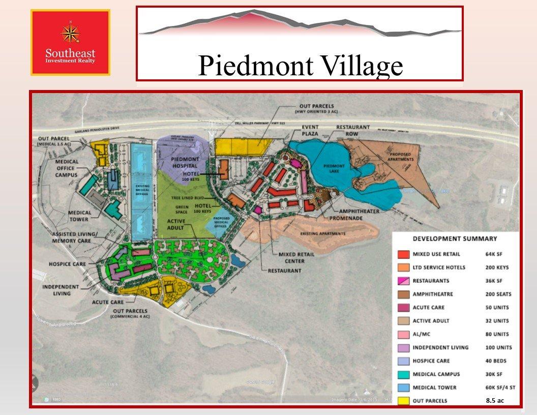 Piedmont Village - Jasper , GA