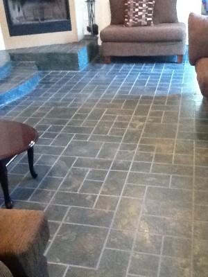concrete flooring Huntsville, TX