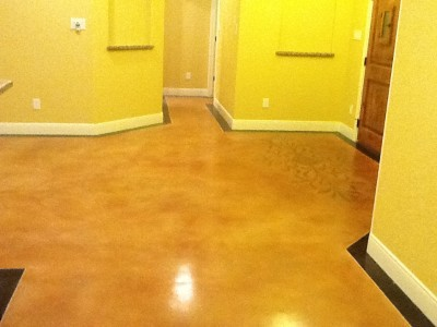 concrete flooring Madisonville, TX