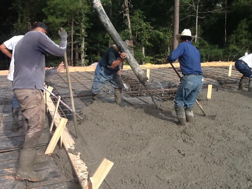 home builders Madisonville, TX
