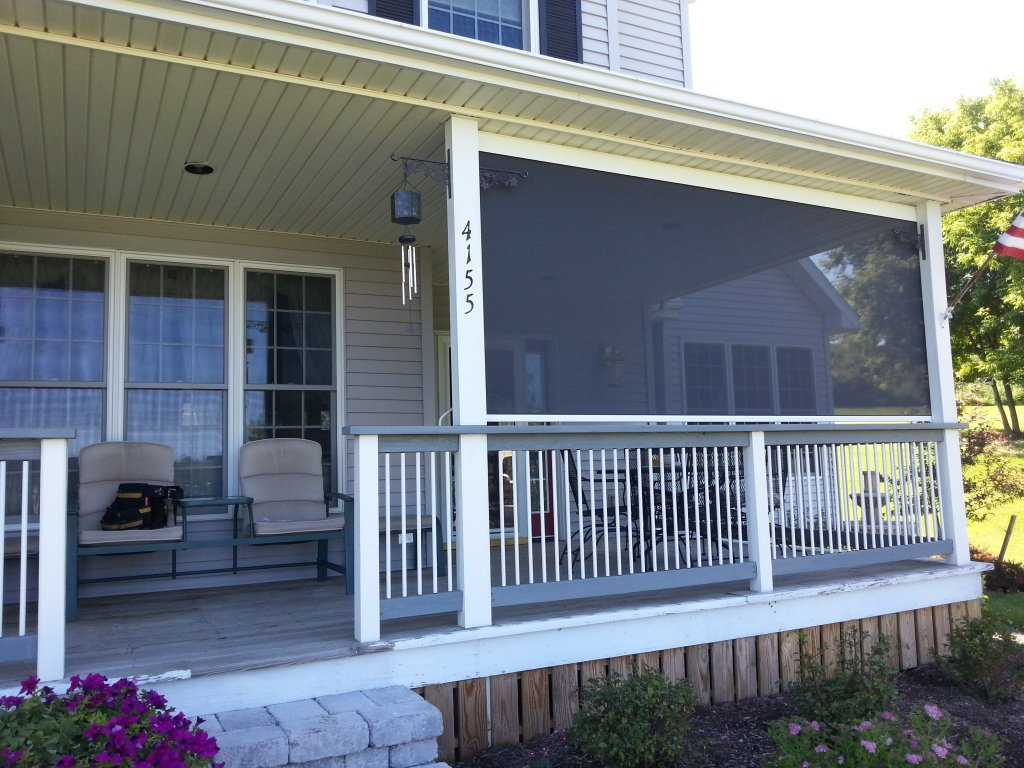 Beautiful Our Sunrooms And Awnings In Rochester, NY Are Made To Fit!