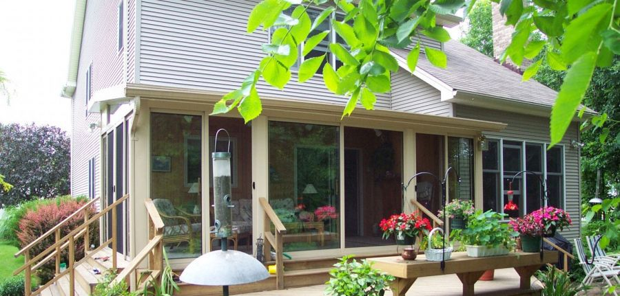 Sunrooms Awnings And Shades In Rochester Ny Patio Enclosures Inc