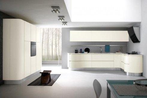 cucina bianco laccato