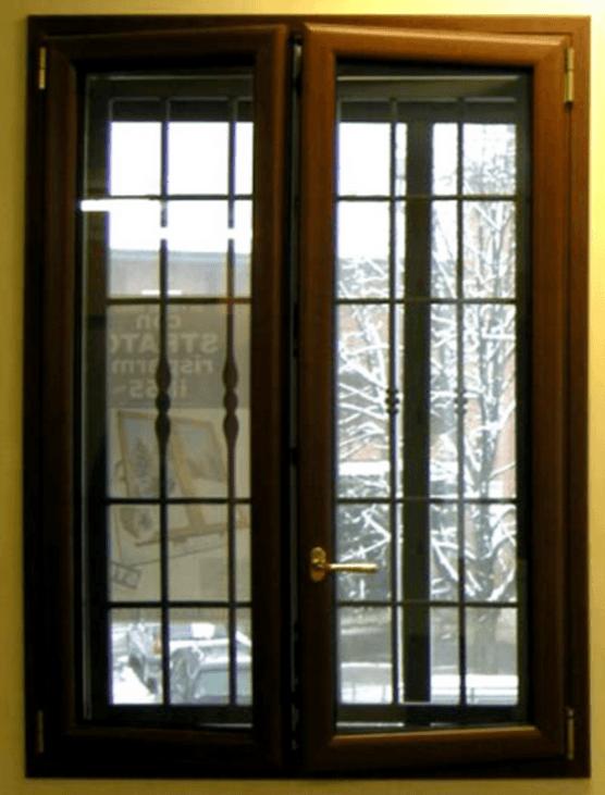 infissi e finestre in legno