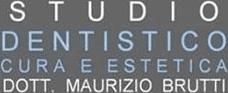 STUDIO DENTISTICO DOTT. MAURIZIO BRUTTI - LOGO