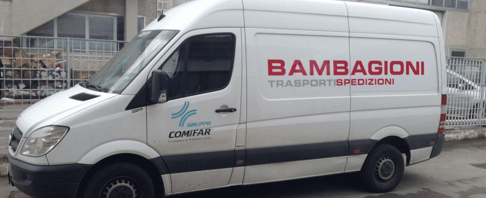 Trasporti e Spedizioni - Bambagioni Fast Shipping, Grosseto