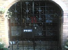 sturdy gate