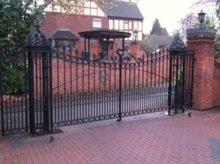 high-quality gate