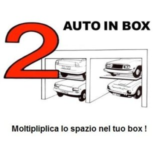 pubblicità box auto