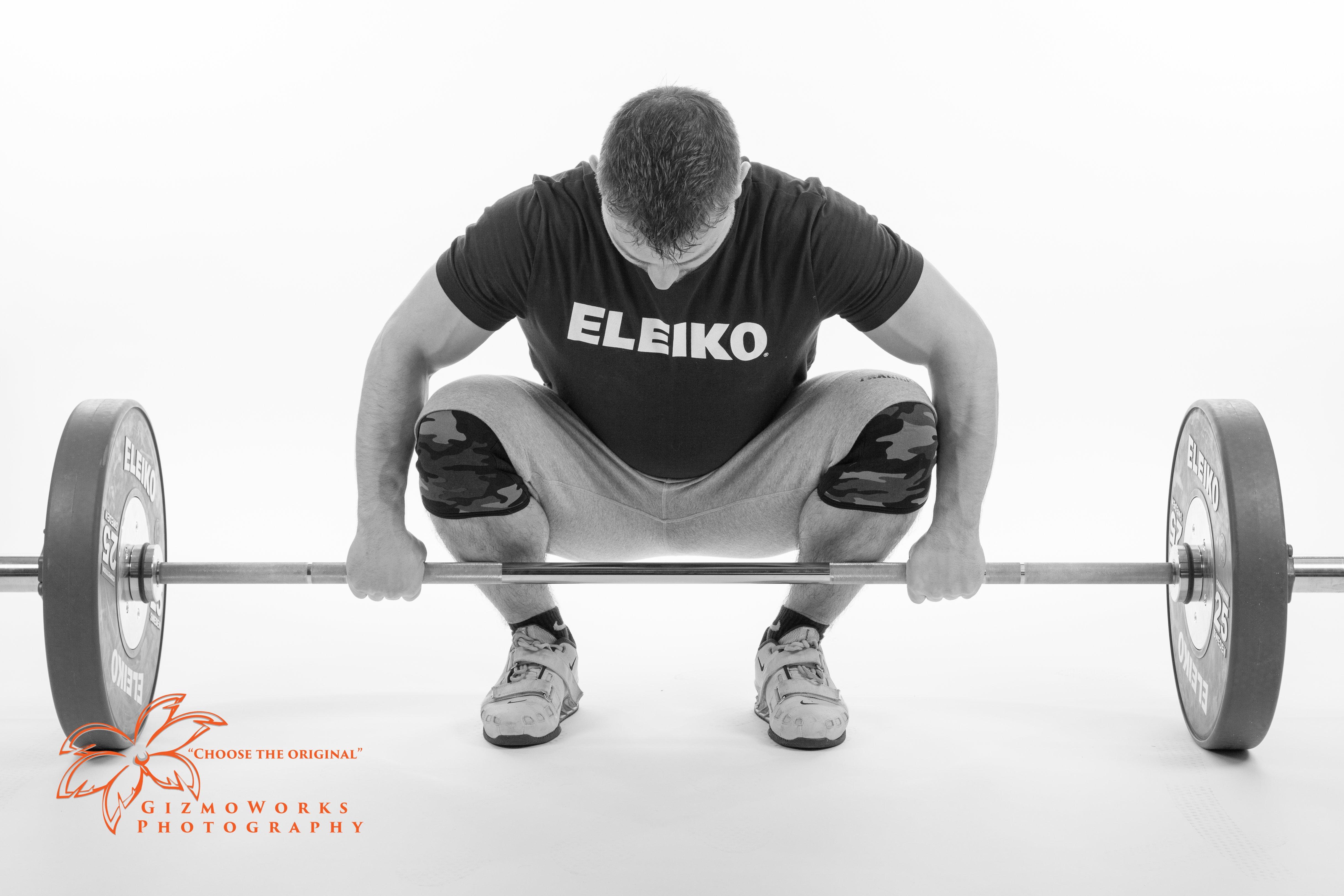 AALO BV Weightlifting