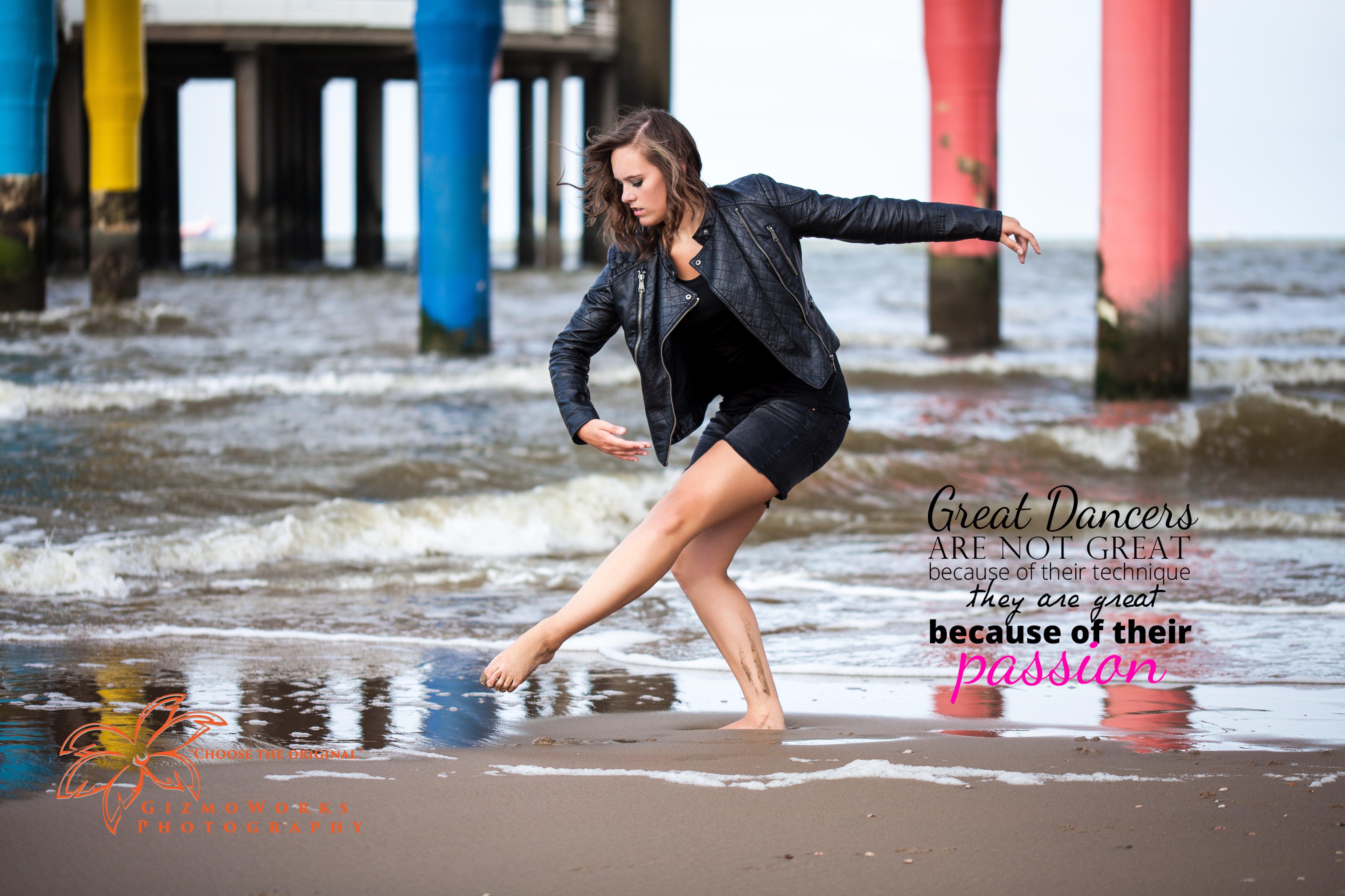 Beach Dance ballet
