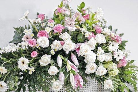 Servizi floreali Onoranze funebri Oberti