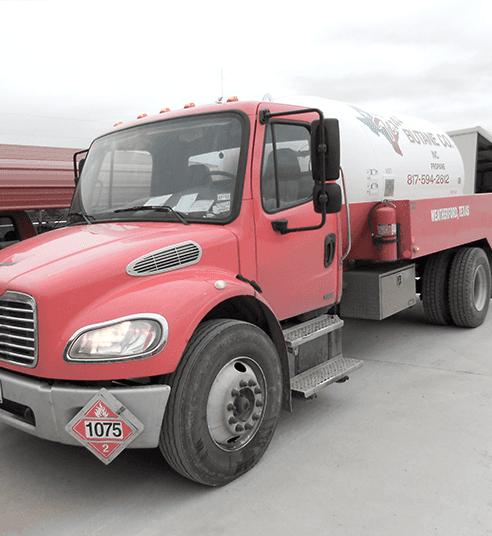 Propane Delivery in Granbury, TX - Texas Butane Co. Inc.