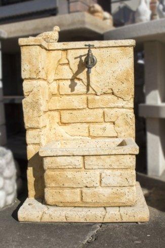 fontana muretto