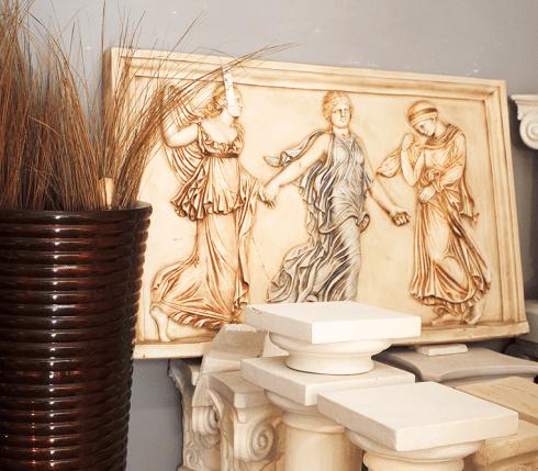 bassorilievo dee greche