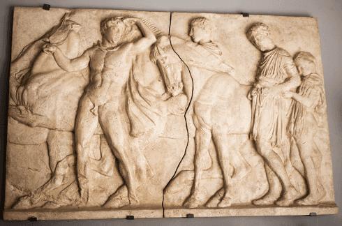 bassorilievo romani