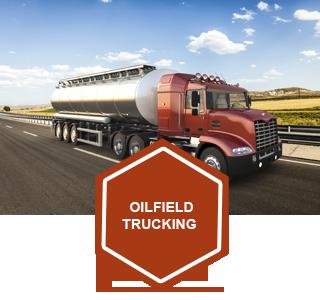 Oilfield Trucking in Houston, TX - Nuliner Inc.