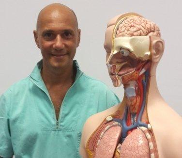 osteopata, fisioterapista, vestibologia