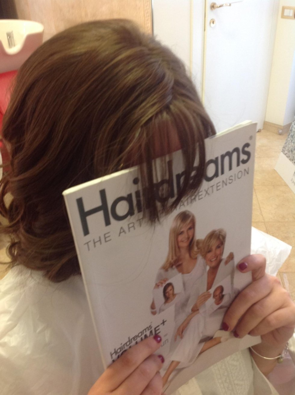 Infoltimento Hairdream