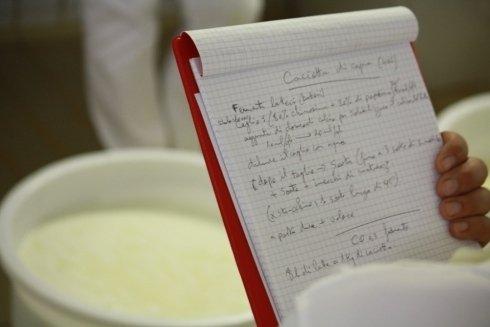 corsi produzione formaggi