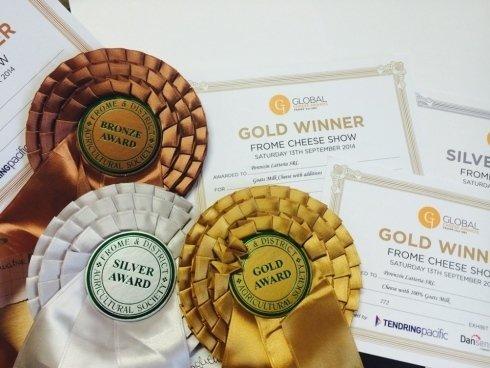 Global Cheese Award