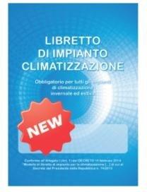 LIBRETTO DI IMPIANTO DI CLIMATIZZAZIONE ESTIVA ED INVERNALE