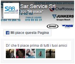 Facebook SAR Termoservice