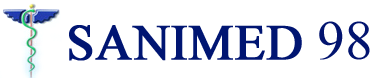 SANIMED 98 - LOGO