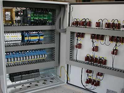 Impianto elettrico a bordo della nave
