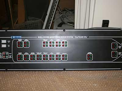 Sistema di controllo dei timbri cabine