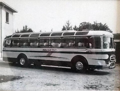 trasporto pubblico, noleggio autobus con conducente