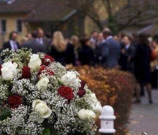 Addobbo funebre