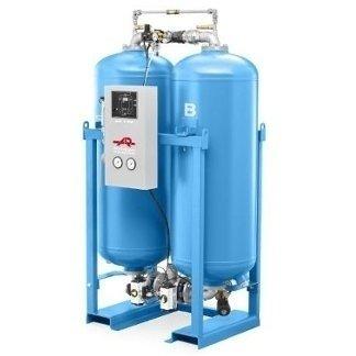 compressori a pistoni, compressori alternativi, intallazione compressori, compressore worthington